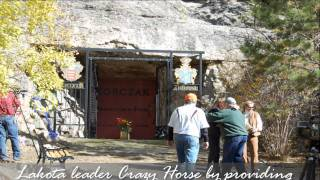 Crazy Horse Memorial.south Dakota October 20, 2011