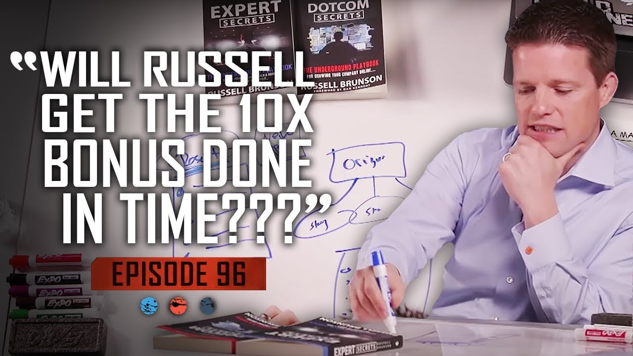 Will Russell Get the 10x Bonus Done In Time??? FHTV Ep 96