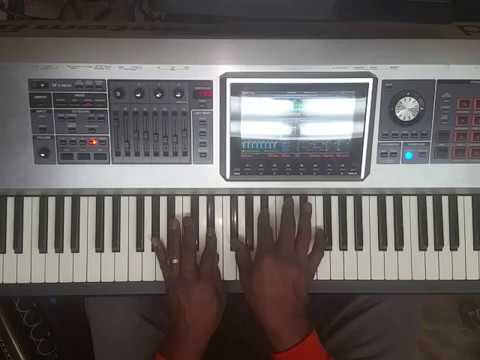 5-1 Chord progression tutorial in several keys using Sus chord - YouTube