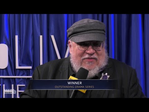 George RR Martin on the