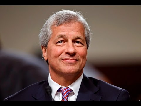 All About Jamie Dimon - JP Morgan & Chase CEO