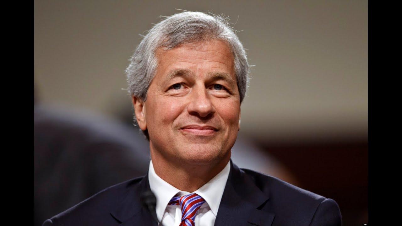 CEO JP Morgan Jawab Postingan Seorang Perempuan: Kecantikanmu Akan Memudar, Uangku Tidak