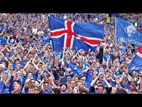Видео, Истерика исландского комментатора на Евро 2016