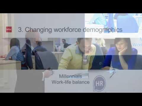 INFOR - Barry Sandles - Workforce Management Expert