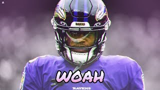 "Lamar Jackson ft. Lil Baby - ""Woah"" ᴴᴰ (2019-20 MVP Highlights)"