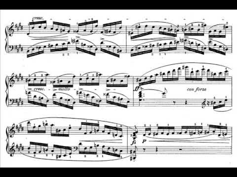 Chopin Etude Op. 10 No. 4 (Torrent) Audio + Sheet Music