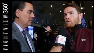 ITS TIME! CANELO ARRIVES IN VEGAS LOOKING HEALTHY! FIGHT WEEK! CANELO GGG 2 PREVIEW! HBO PPV 9/15!