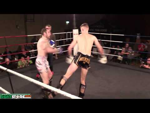 Casey Walsh vs Sean Brennan - The New Bloods 4