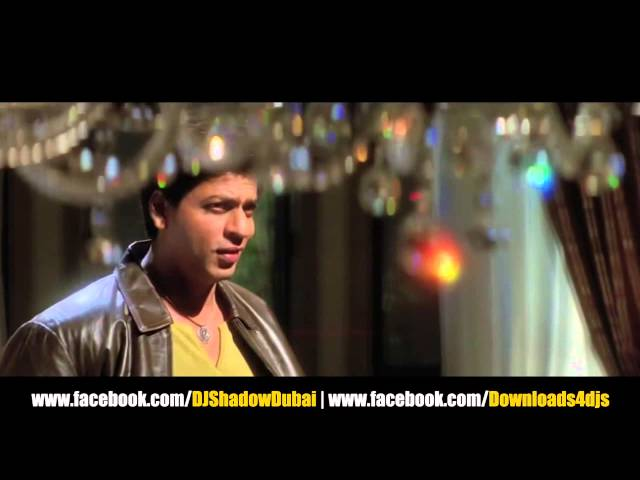 SHAHRUKH KHAN (THE KING KHAN MASHUP) TEASER - DJ SHADOW DUBAI Travel Video