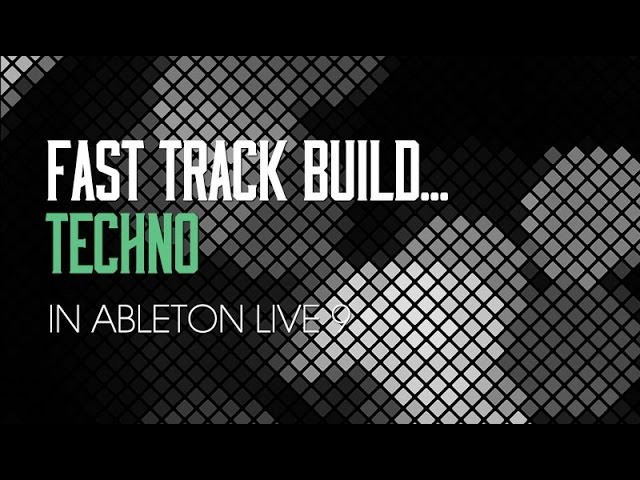 Techno Fast Track Build Track Playthrough