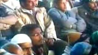 MAJID DIOBANDI-----URDU SHAIRI IN ALL INDIA MUSHAIRA