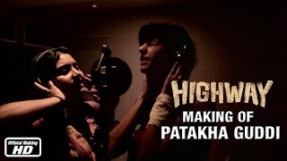 Highway Diaries | The Making Of Patakha Guddi - Nooran Sisters