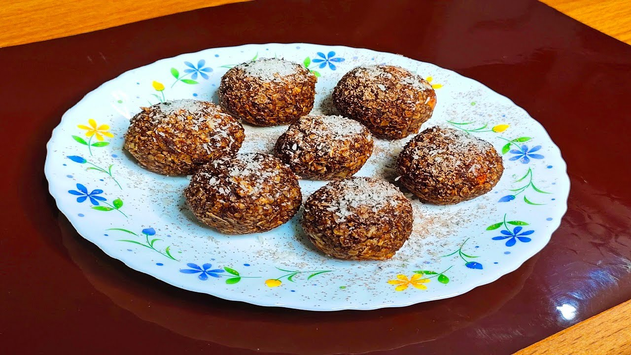 High Protein Oatmeal Ladoo I Oats Ladoo Recipe I Oats Laddu With Jaggery And Dry Fruits
