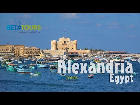 Alexandria, Egypt 4K travel guide bluemaxbg.com