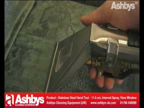 Low Moisture Mattress, Upholstery & Stair Cleaning Tool From Ashbys Cleaning Equipment