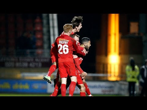 HIGHLIGHTS: Leyton Orient 2-2 Chester