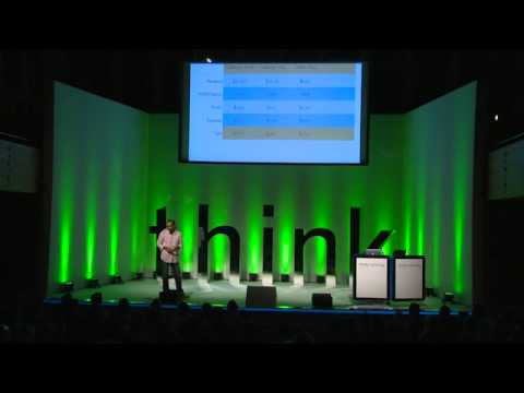 Avinash Kaushik at Think Marketing 2011