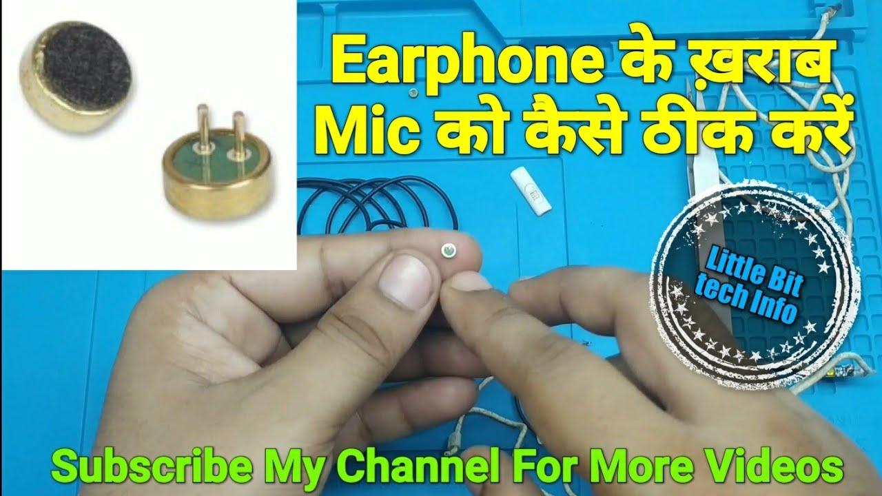 Download How To Repair Earphone's Mic? | हैडफ़ोन के ख़राब Mic को कैसे ठीक करे?