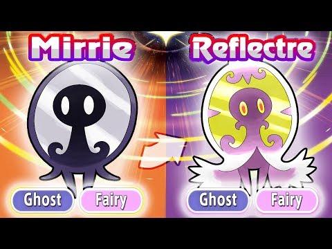 New Pokemon In Ultra Sun and Ultra Moon!!!   Gen 7 FM