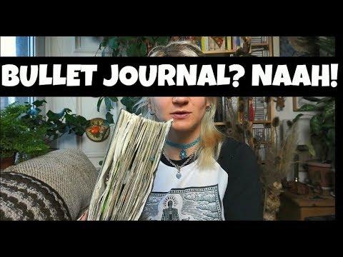 BULLET JOURNAL? ORGANIZACJA CZASU? NAAAH!