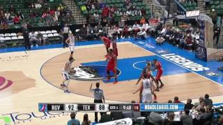 Highlights: Pierre Jackson (34 points) vs. the Vipers, 1/14/2017