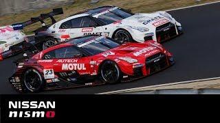 Super GT 2018 Rd.1(Okayama) Race Day Digest