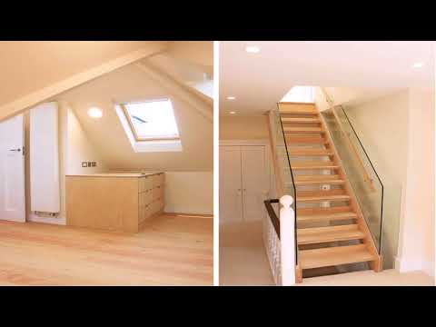 Loft Conversion Design Ideas Stairs - Gif Maker  DaddyGif.co