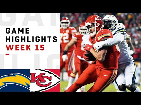 Bloomdaddy - Chargers vs Chiefs