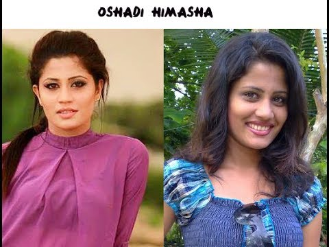 Sri Lankan Actress Without Makeup 2017