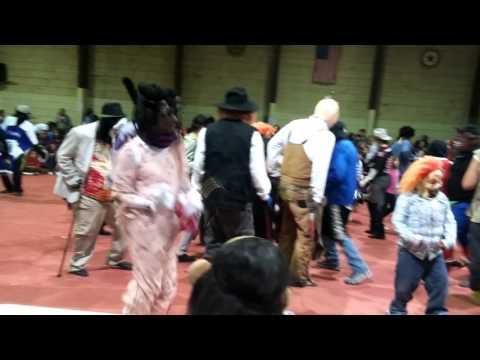 Masquerade time wind River Rez 2k15