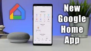 Full Tour of the NEW Google Home App screenshot 2