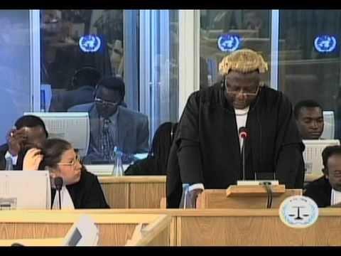 POV - The Reckoning . Timeline 5: Rwanda Tribunal