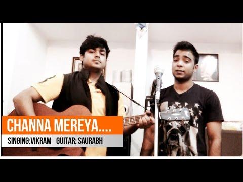 Channa Mere Ya (Reprise)/Sad Version|Ae dil hai mushkil |saurabh arora guitrist/guitar lesson
