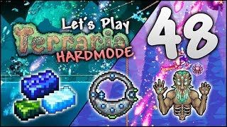 Let's Play Terraria 1.3.5 | DRILL CONTAINMENT UNIT FINALLY! [Episode 48]