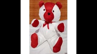 Soft Toys Teddy Bear (Part 1)