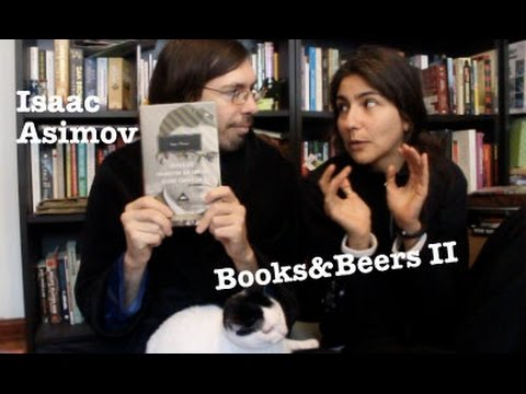 Books&Beers #2 | Foundation, by Isaac Asimov | December 2016