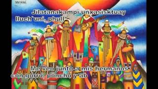 Awatiñas - Jilata (Sub españo-aymara)