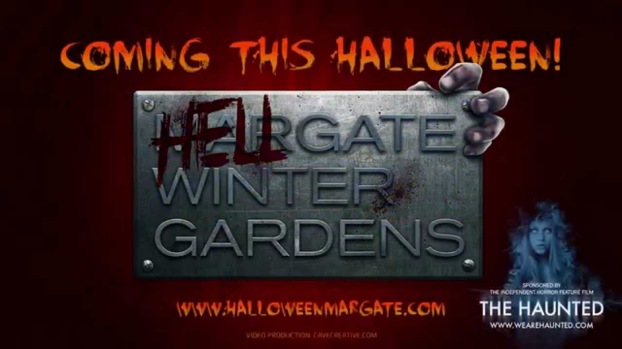 hellgate winter gardens halloween margate teaser youtube