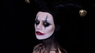 Creepy Jester/Joker | Makeup Tutorial