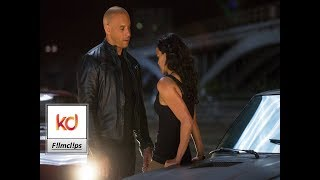 Fast & Furious 6 (2013) - Toretto and Letty romantic scene (HINDI) ||K.D. movieclips||