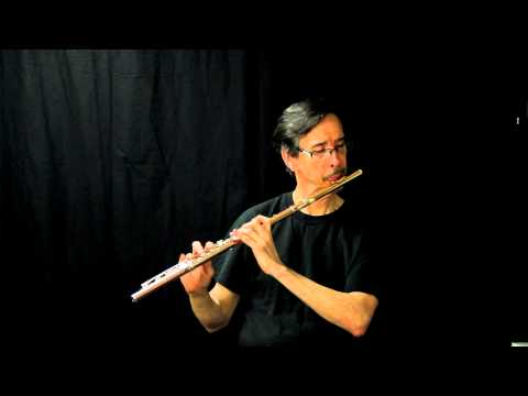 Playing the Flute Stronger in the Low Range