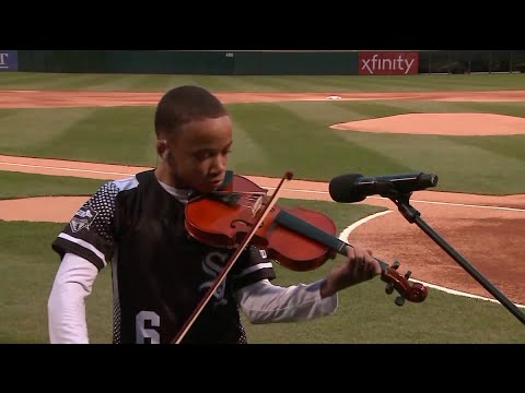 Kramer In The Morning - What a great story about this National Anthem performance