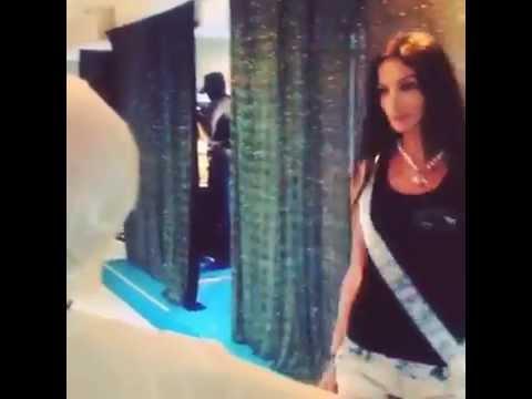 Zara Represents Armenia (Spain / Hotel Rober Palas)