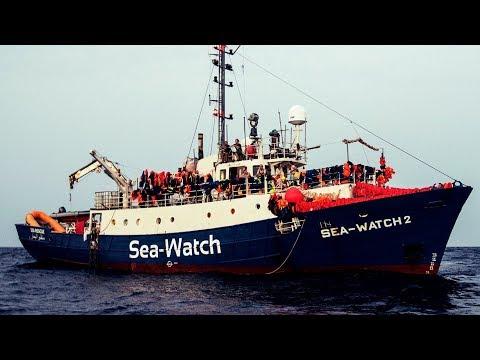 SeaWatch, la ong che decide la nostra politica migratoria (30 gen 2019)