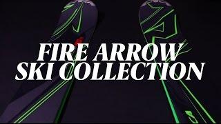 Repeat youtube video Nordica 2016 Fire Arrow Ski Collection