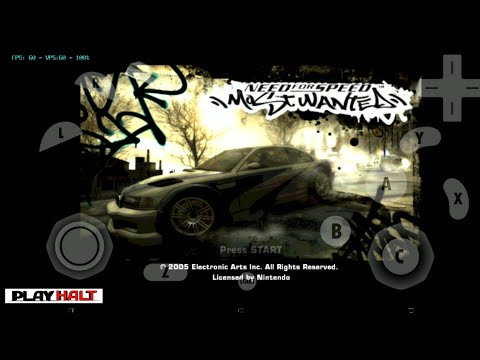 Download Need For Speed Most Wanted 2005 Edition On Android Device With Gameplay | PlayHalt |