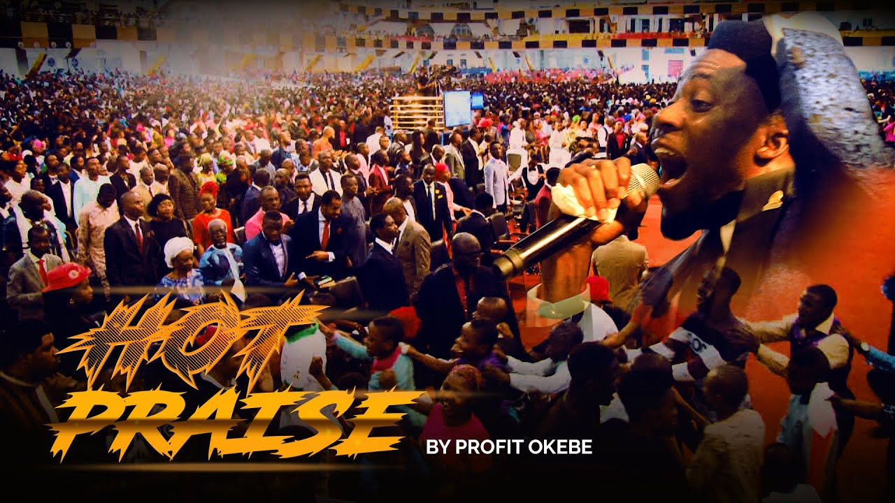 Download HOT PRAISE 🔥 (@ THE DUNAMIS HDQTRS, THE GLORY DOME ABUJA.) BY  PROFIT OKEBE