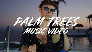 Tie Bond - PALM TREES (OFFICIAL MUSIC VIDEO)