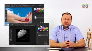 Обзор практической части курса Фотошоп с нуля (Урок 11)