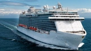 Royal Princess: Grand Mediterranean Voyage vessel video